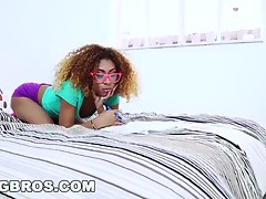 Kendall Woods Fucks The Tutor on Brown Bunnies