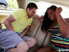 Curvy Black Girl Gets Fucked. Monique Symone